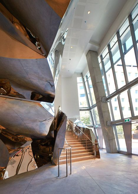 UTS Business School by Frank Gehry Arquitecture Pinterest
