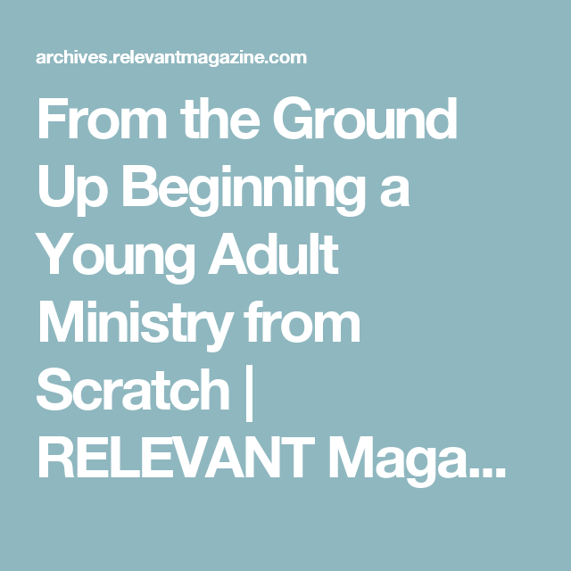 christian magazines for young adults