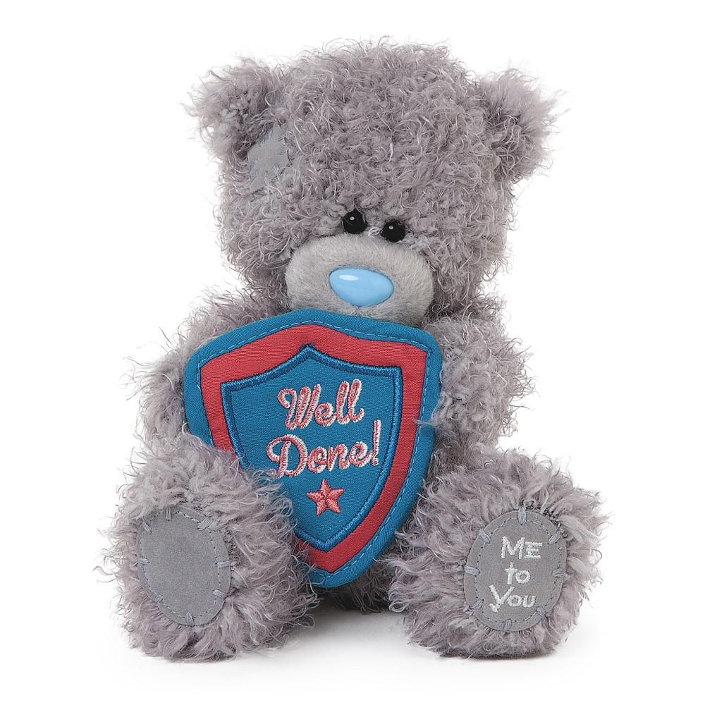 "ME TO YOU BEAR TATTY TEDDY 7/"" WELL DONE  BEAR  GRADUATION GIFT NEW"