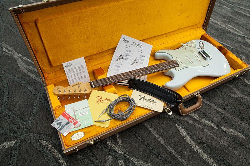 American Vintage Series Fender Guitarras