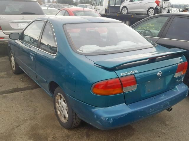1996 NISSAN 200SX BASE Nissan, Vehicles, Auction