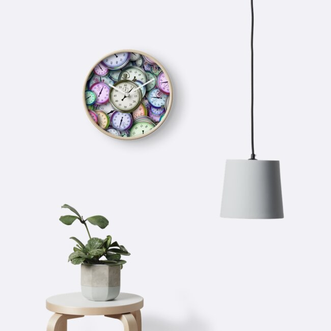 Time • Millions of unique designs by independent artists. Find your thing. #Clock #time #timemanagement #stopwatch #business #planning #timeplanning #organization #tasks #idle #workinghours #hours #agenda #timewindow #dailyplan