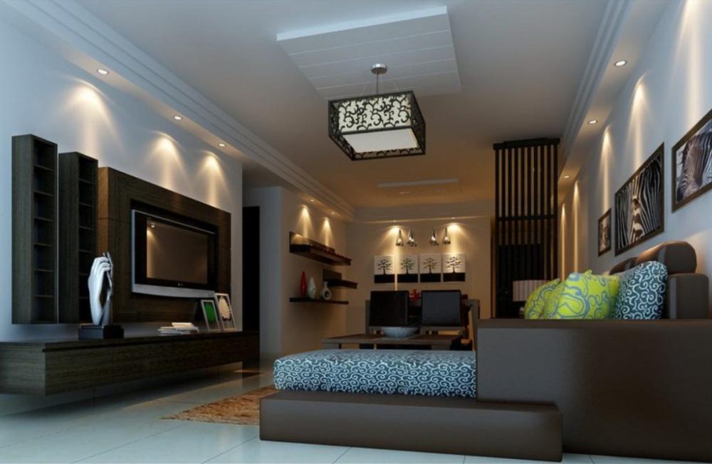 Living Room Roof Light Design Idea Living Room Lighting Ideas Low Ceiling Ceiling Lights Living Room Living Room Lighting