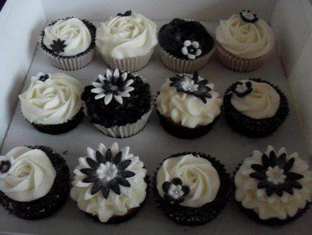 black tie cupcakes | Cup Cakes - CupCake Wife | Pinterest ...