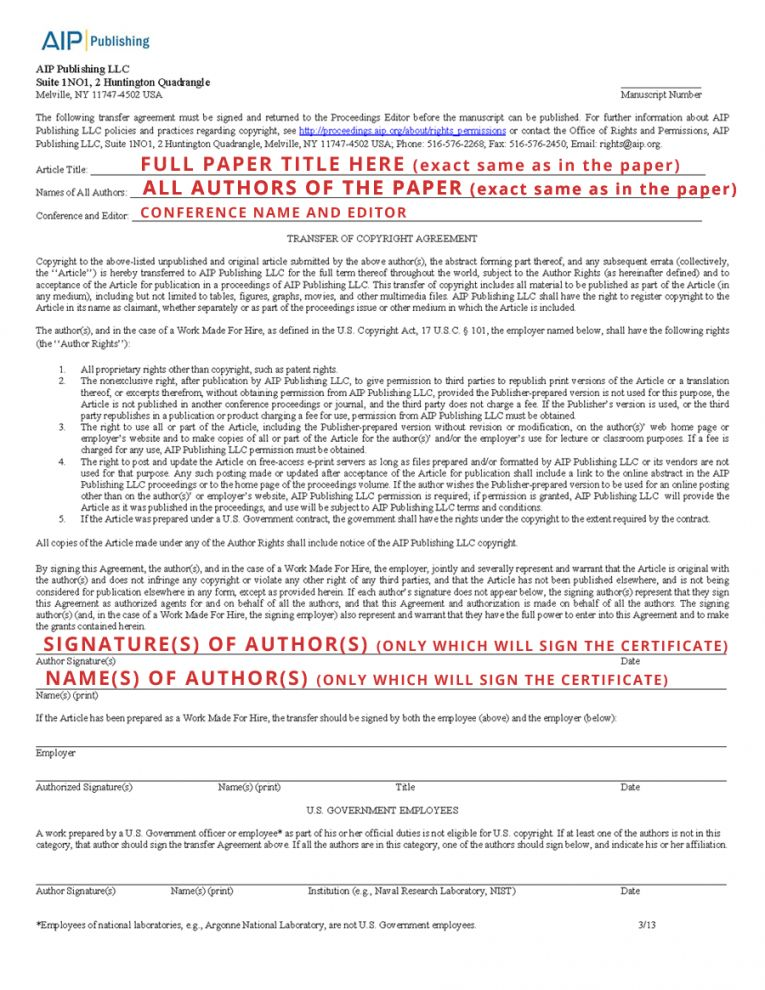 Get Our Example Of Copyright Transfer Agreement Template For Free Being A Landlord Agreement Templates