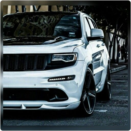 PhotoGrid | Jeeps | Jeep srt8, Suv cars, Jeep cherokee srt8