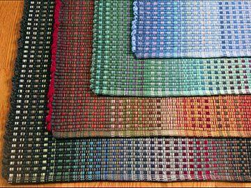 Shaker Works Hand Woven Rag Rugs