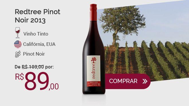 Redtree Pinot Noir 2013