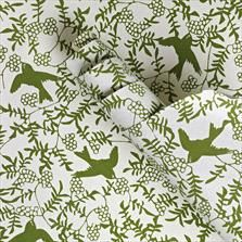 Berries & Birds Gift Wrap from @CraneandCo