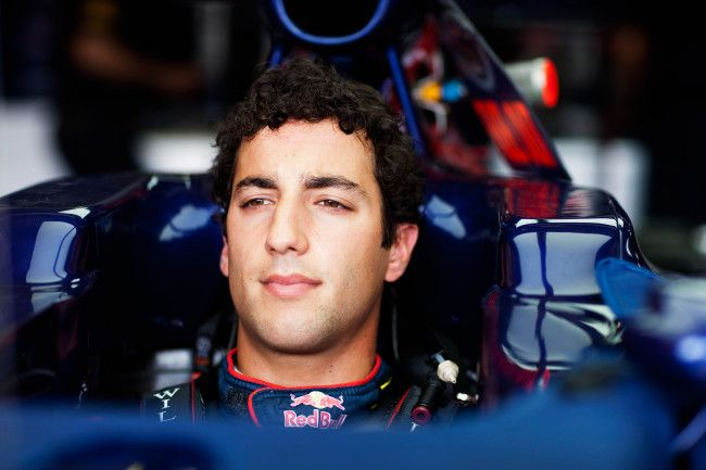 Ricciardo Ready to Replace Webber at Red Bull?