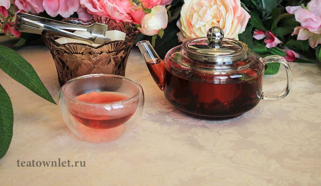 городок про чай