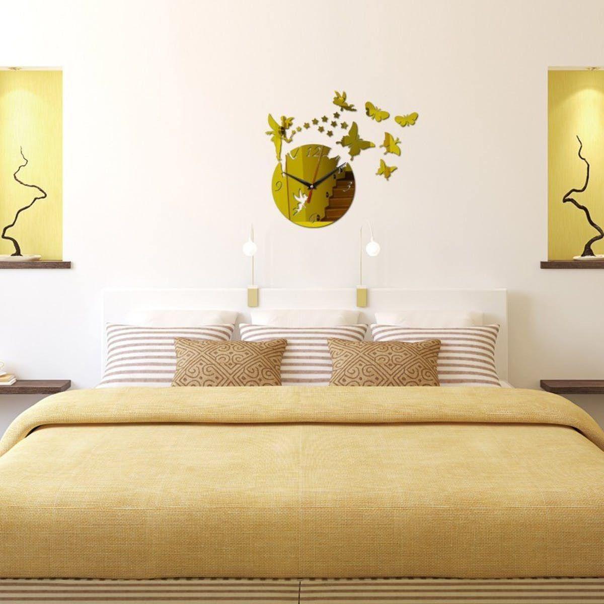 Tinkerbell Wall Clock | Products | Pinterest | Wall clocks, Clocks ...