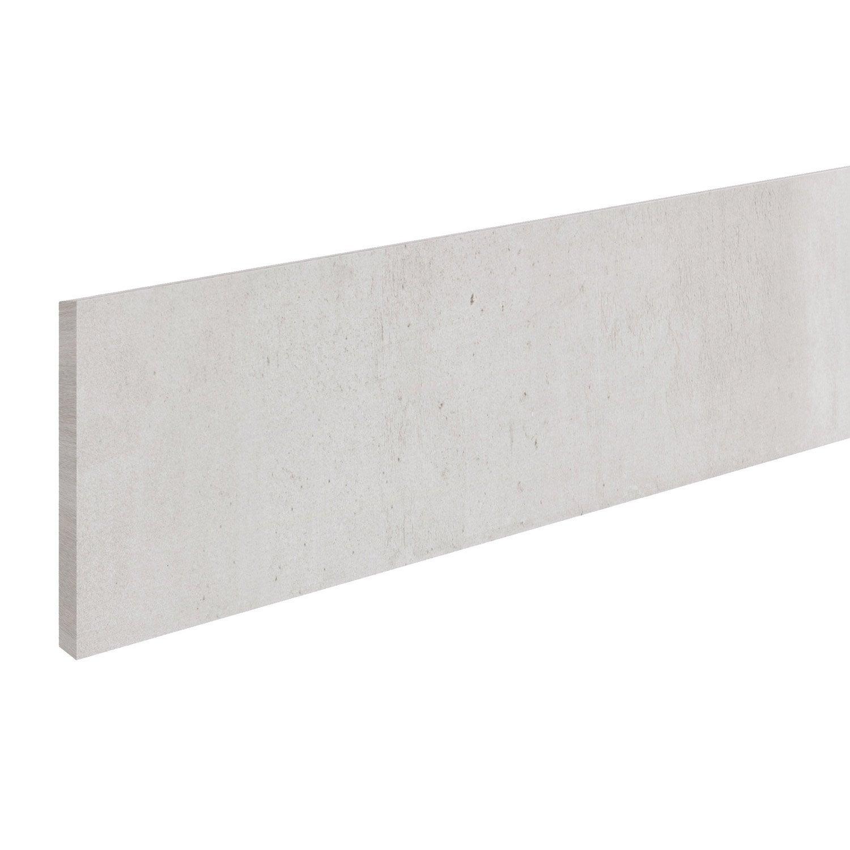 Plinthe Blanc X L 91 Cm X Ep 10 Mm En 2021 Plinthe Carrelage Plinthes Carrelage