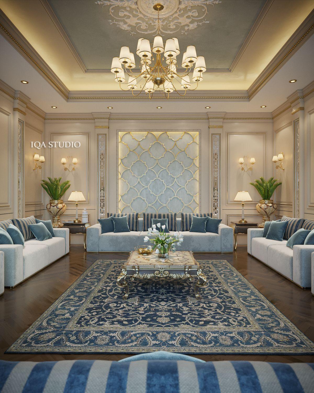 3d Interior Room Design: Classic Interior Design Luxury, Classic