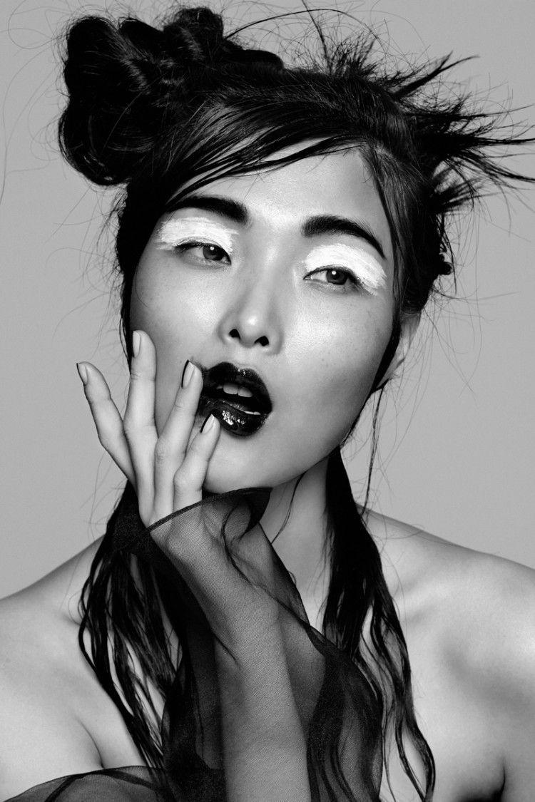 Cosmetic Japanese Photoshoots Make up, Geishas and