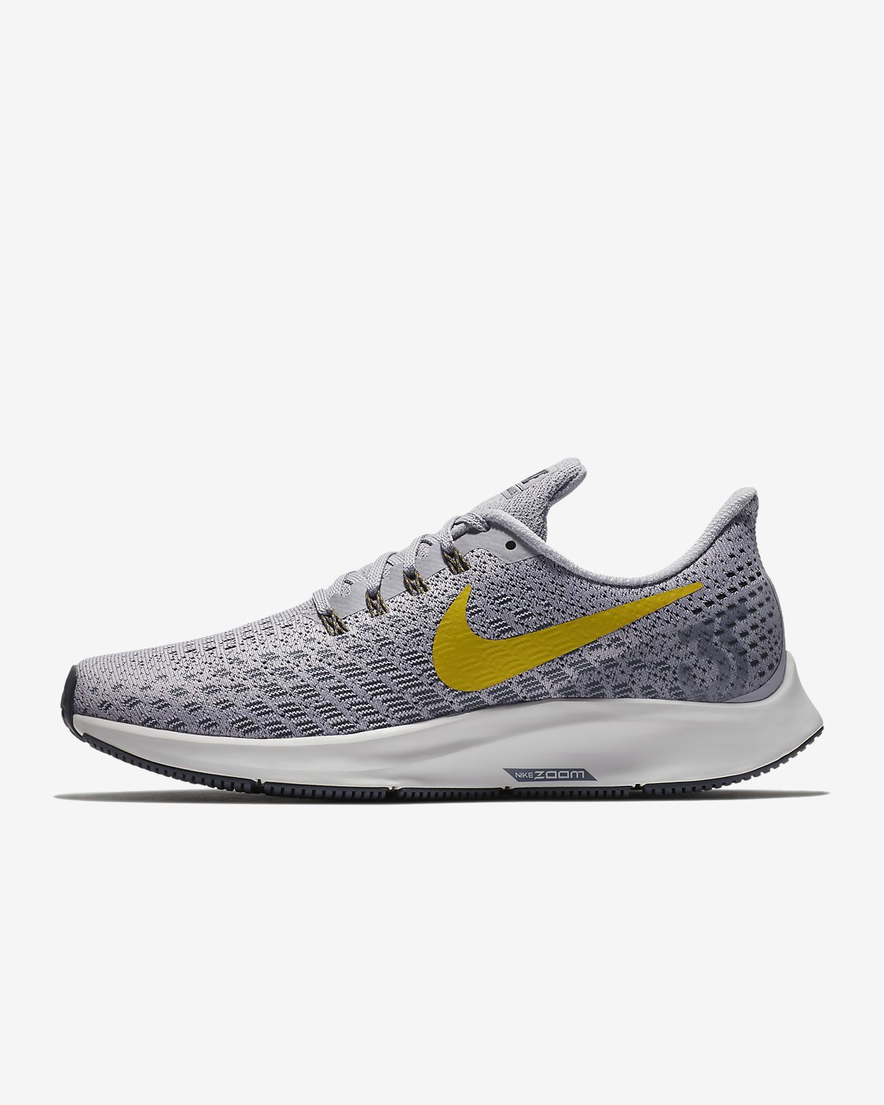 7d87a52e11ac Nike Air Zoom Pegasus 35 Women s Running Shoe- Provence Purple  Gridiron   Vast Grey  Dark Citron