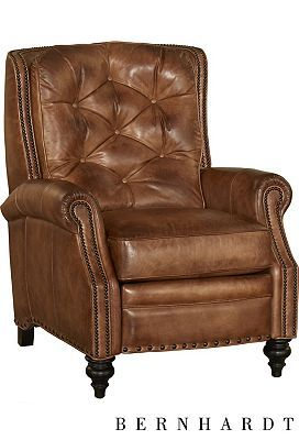 Dante Leather Power Recliner Chairs Recliners Furniture
