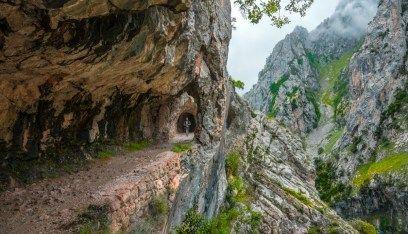 Los Picos de Europa: ruta espectacular en coche desde León a Asturias