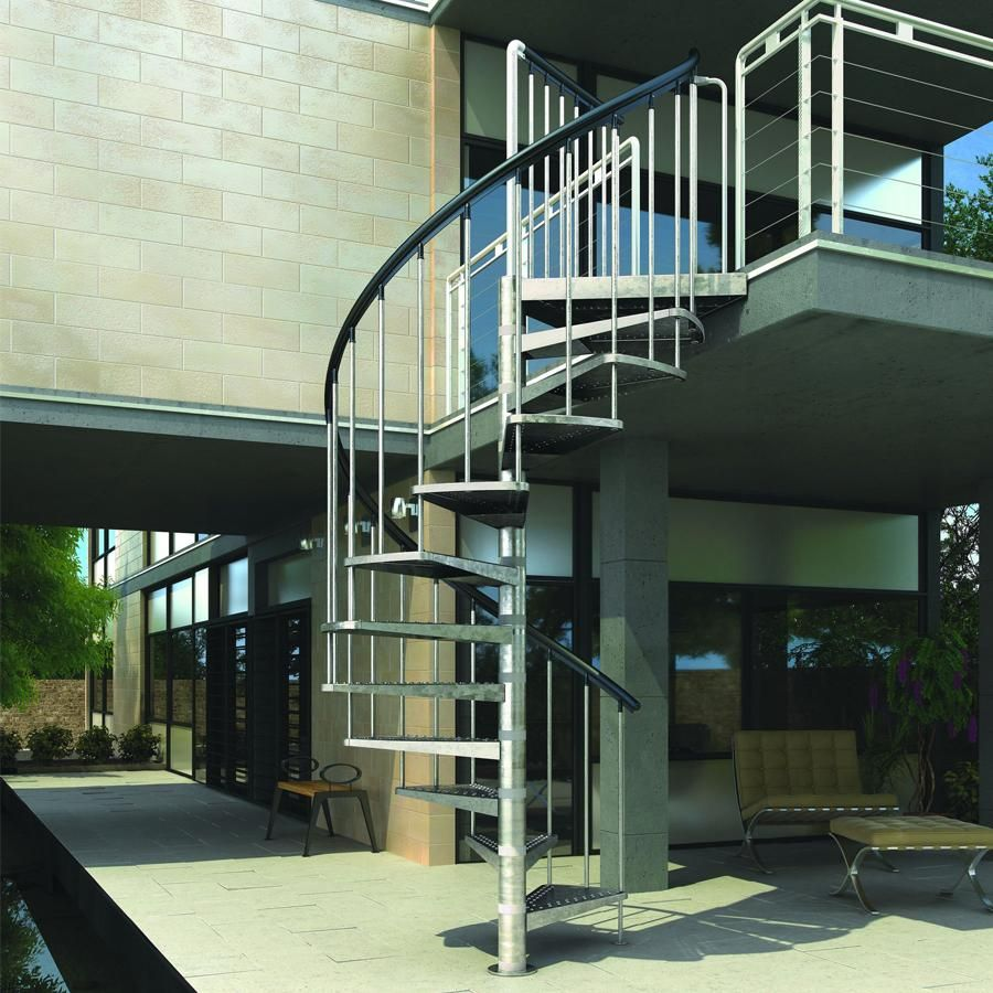 Best Dolle Rome Modular Staircase Kit Modular Staircase 640 x 480