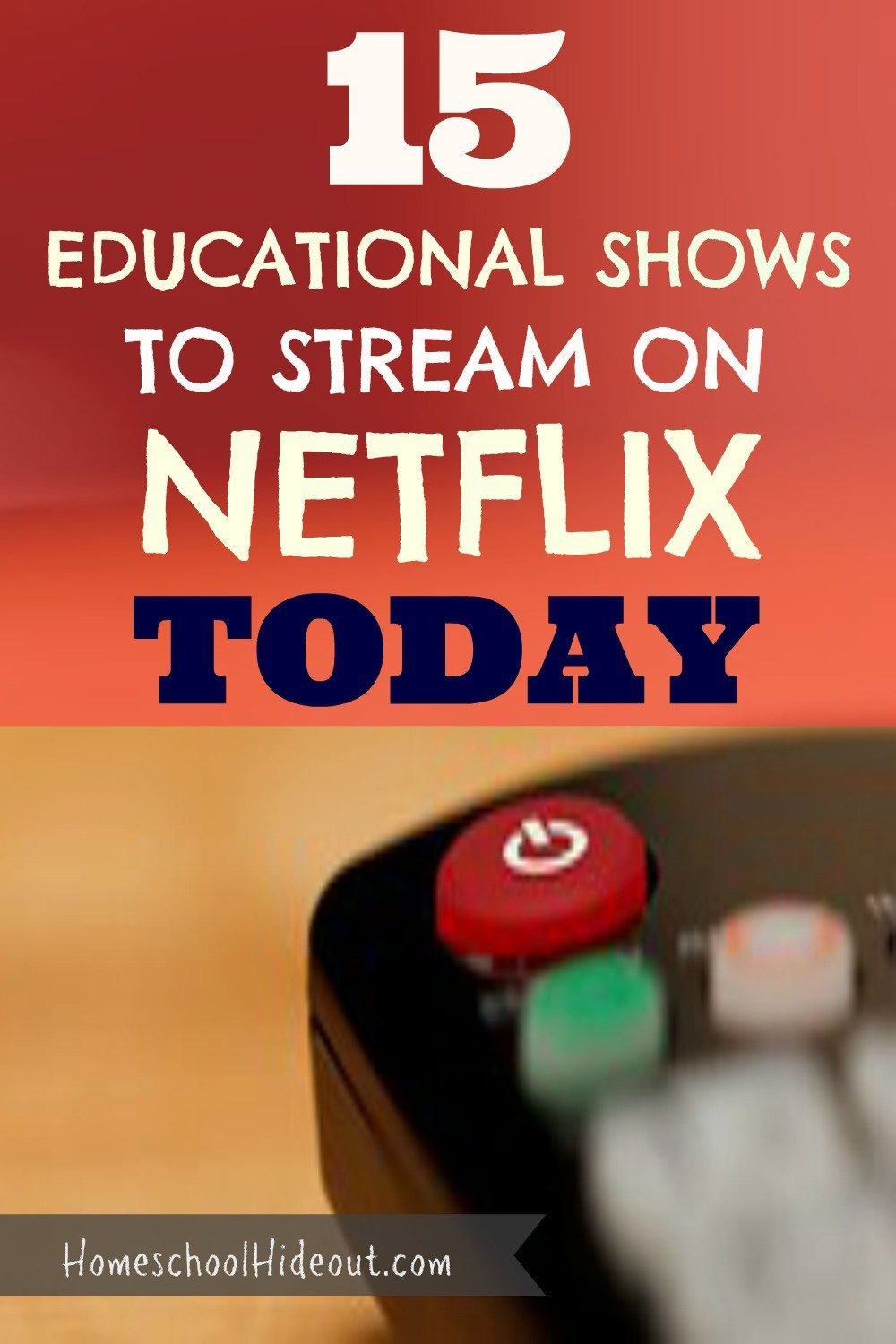 15 Educational Shows to Stream on Netflix