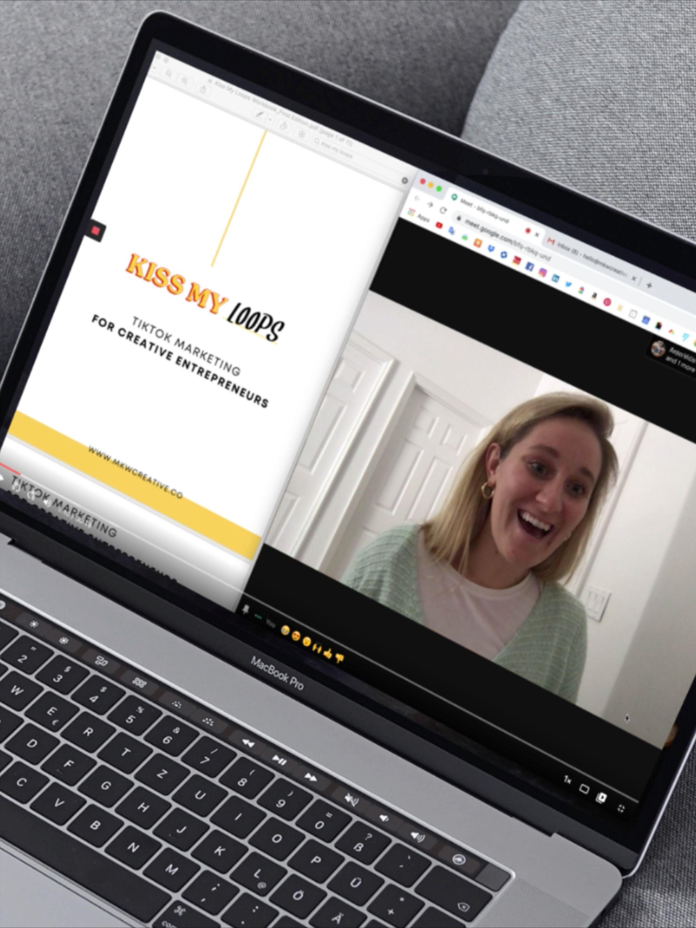 Tiktok For Business Video Training Mkw Creative Co Business Video Video Marketing Social Media Advice