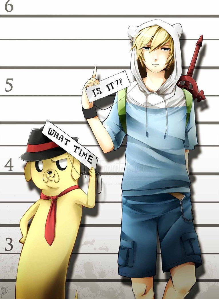 adventure time anime photo 235 notes what time is it