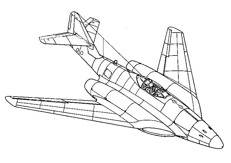 An Total Redesigned Me 262 Resulted In The Me 262hgiii And Hgiv