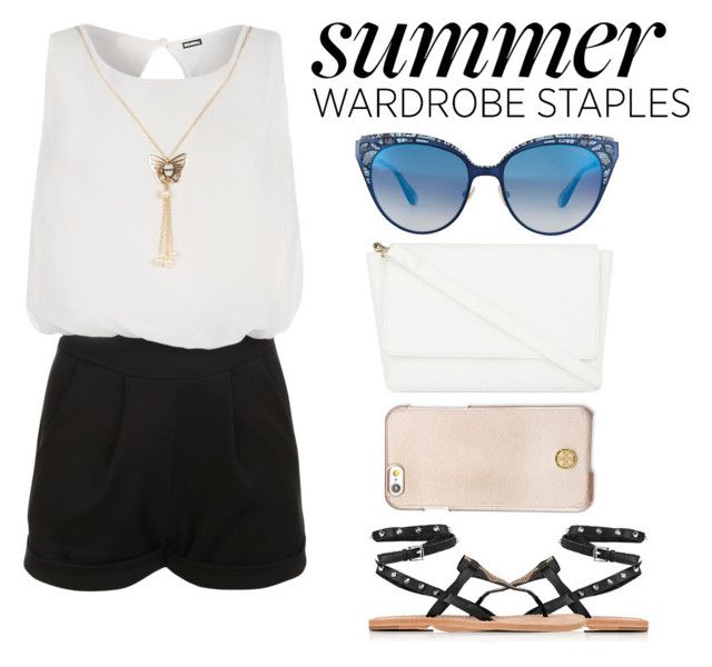 """Summer wardrobe staples"" by bethanymotaislife-1 ❤ liked on Polyvore"