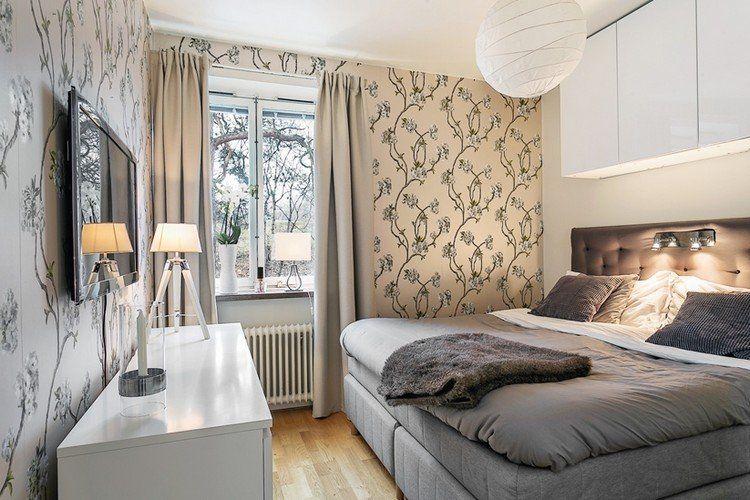 Helle Farben und zusätzliches Stauraum Einrichtung Pinterest - schlafzimmer gestalten farben