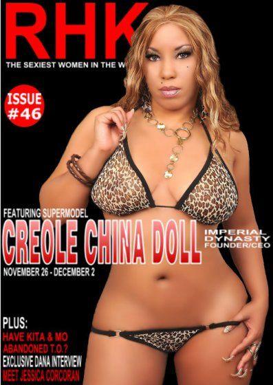 hot creole women