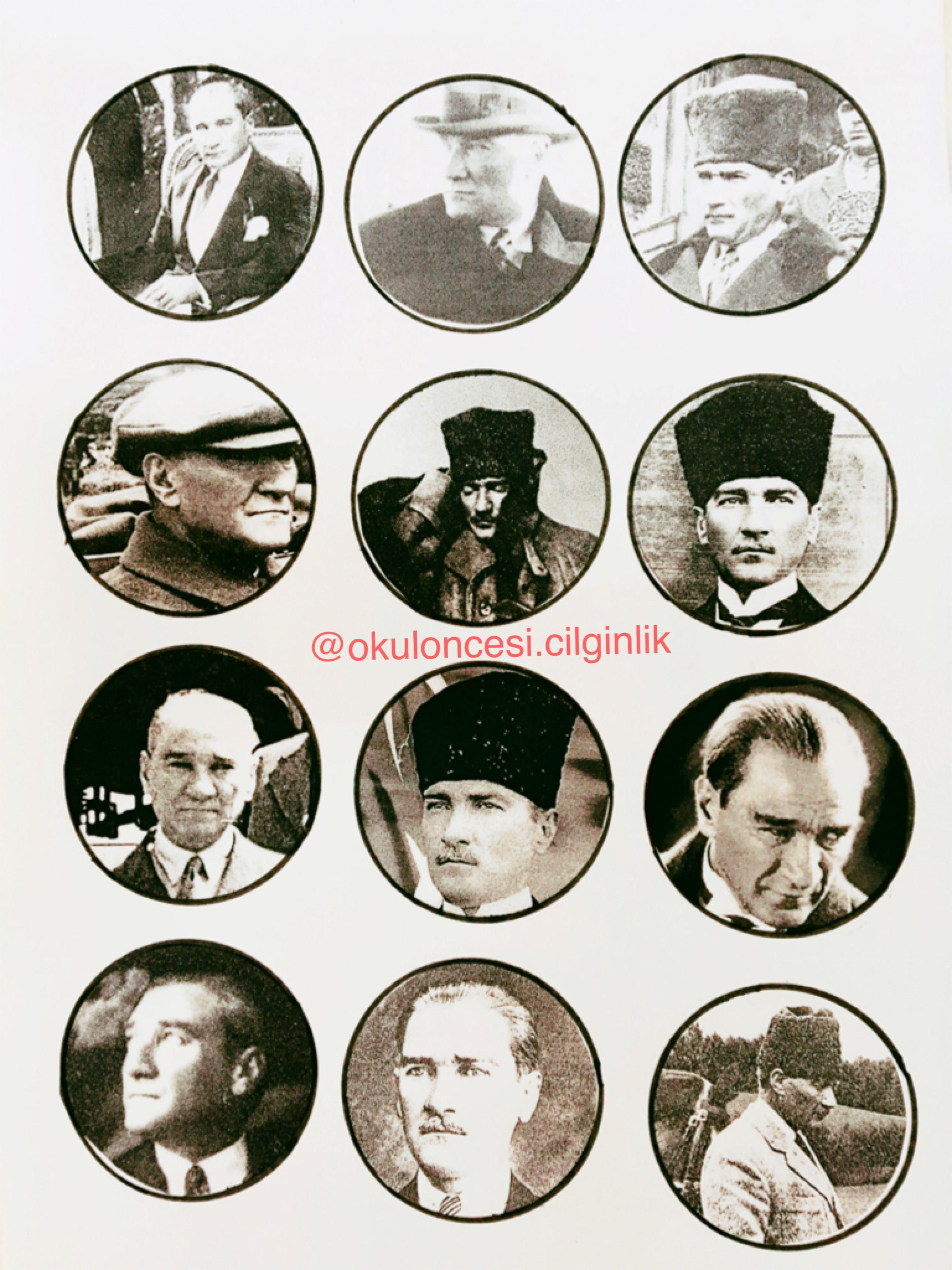 10 Kasima Dogru Bizde Zaman Hep Ataturk U Gosterir Ataturk Saatimiz Basak Ogretmen Okuloncesicilginlik Insta Boyama Sayfalari Faaliyetler Sanat Etkinlikleri
