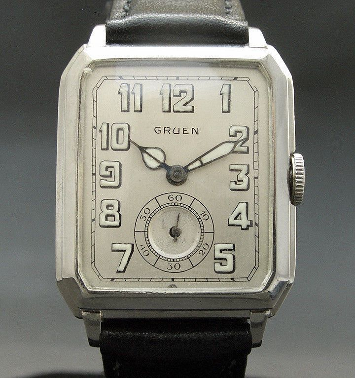 deco mens search vintage watches
