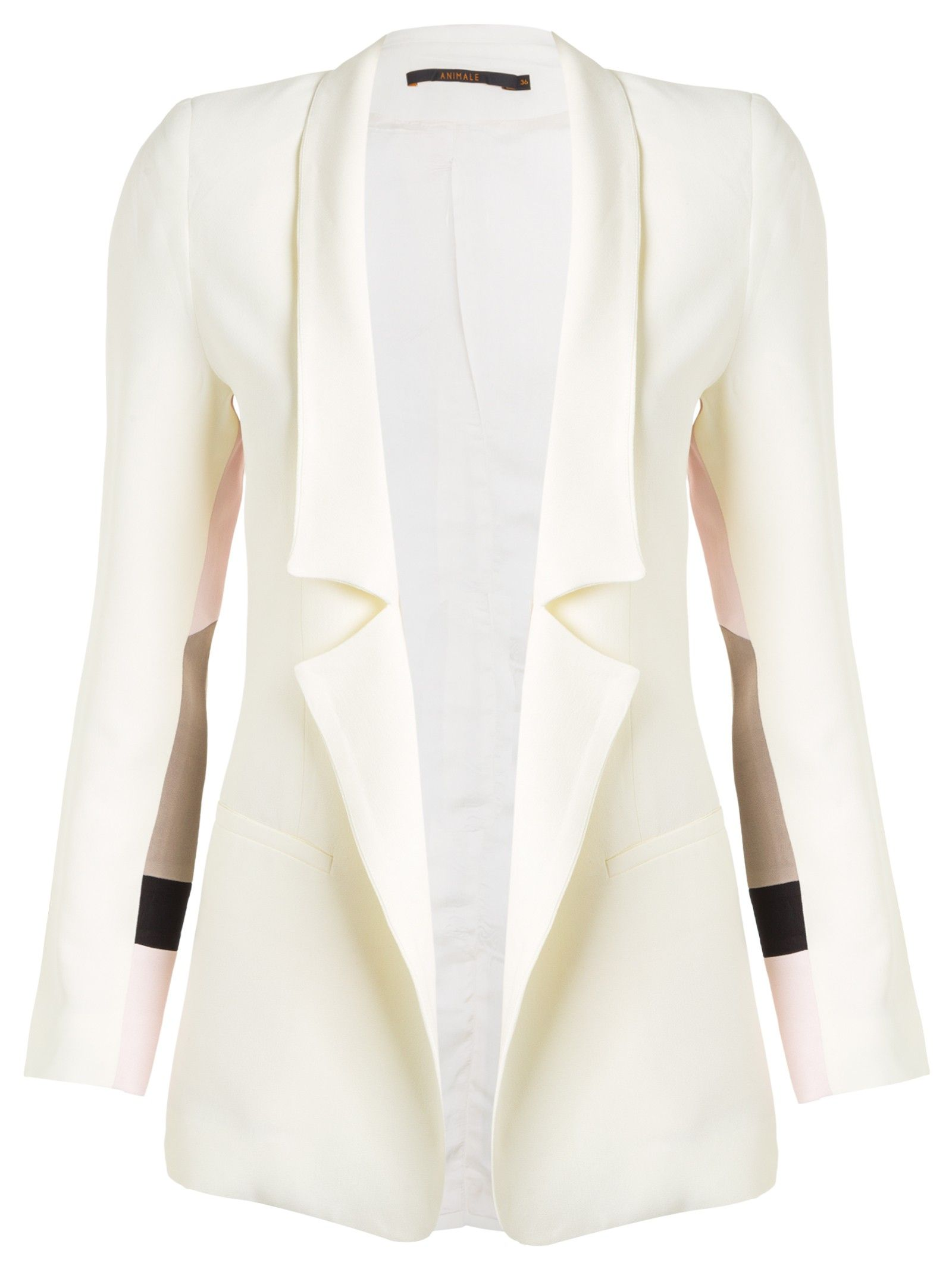 dress - How to white off wear blazer video