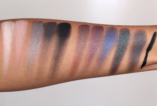 Smoked Eyeshadow Palette by Urban Decay #6