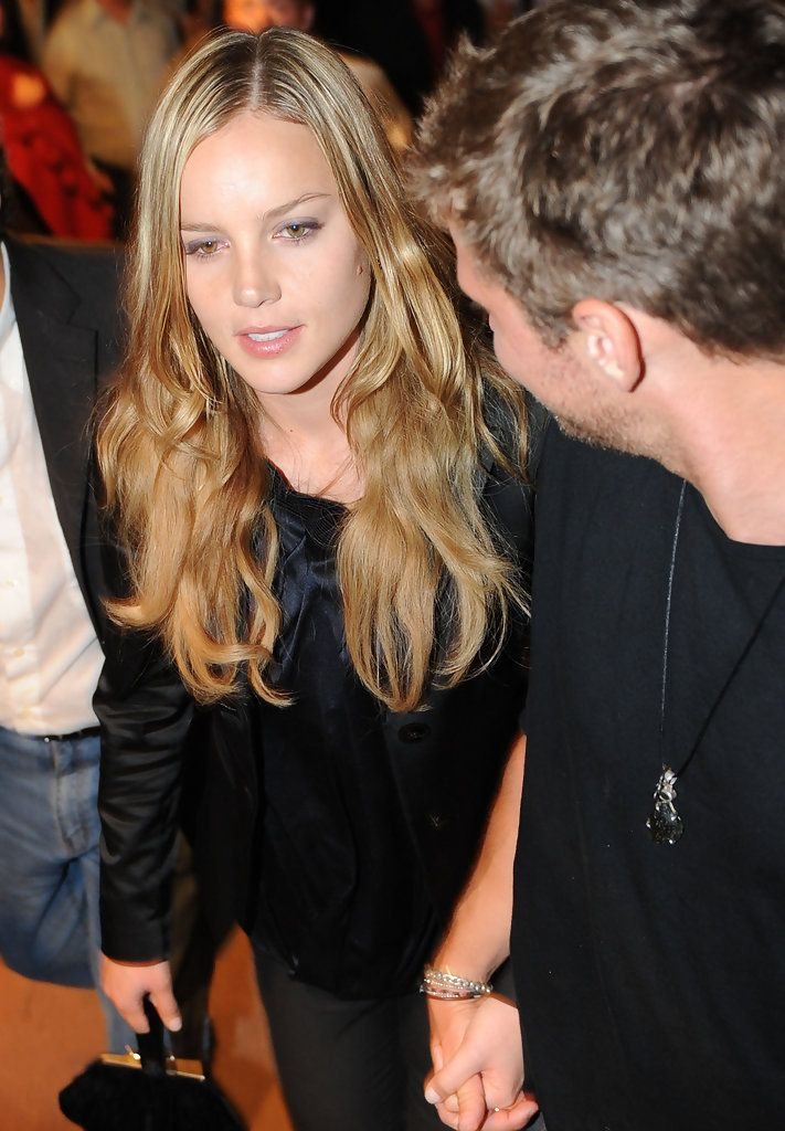 Abbie cornish who is she dating