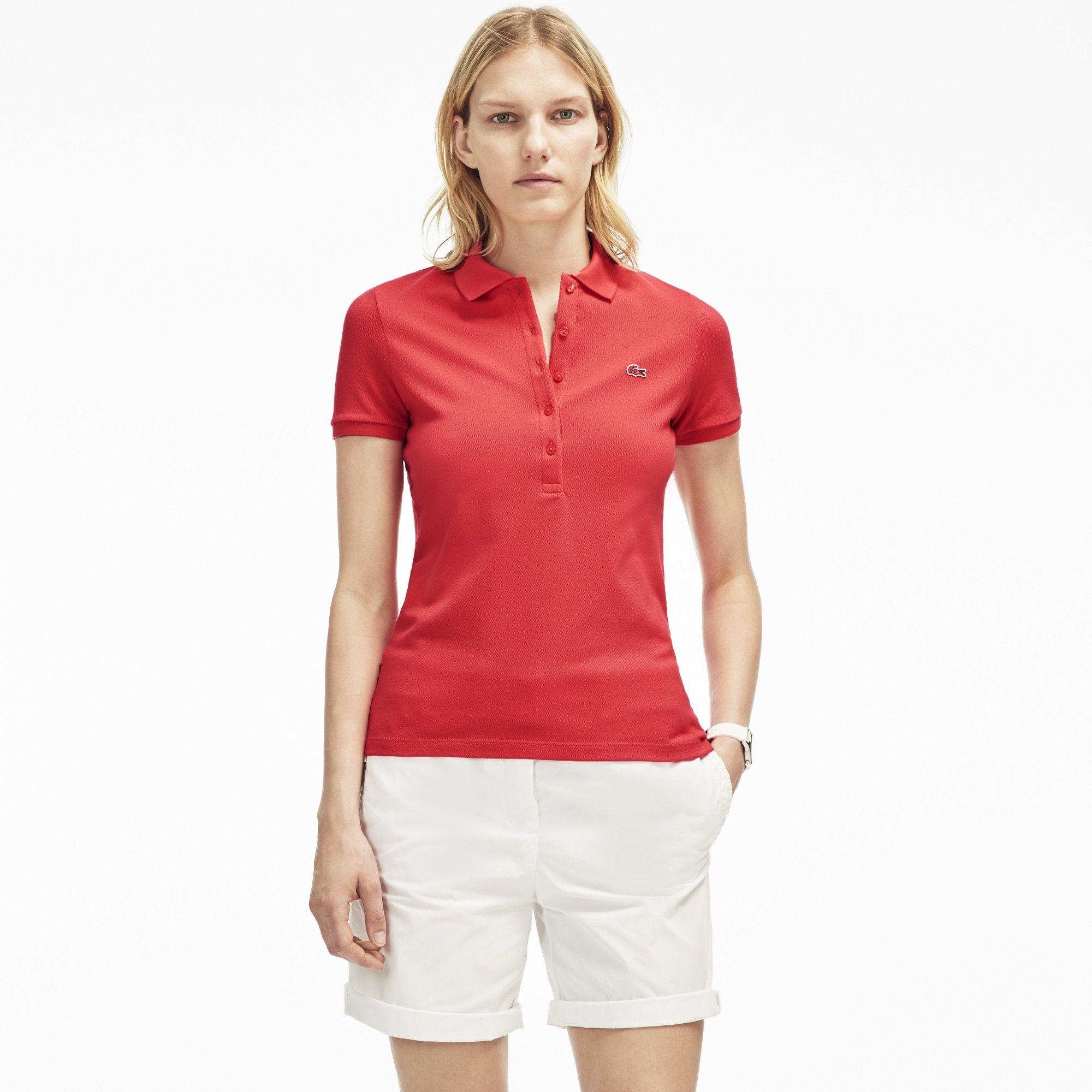 3394a3da Lacoste Womens Polo Shirts - DREAMWORKS