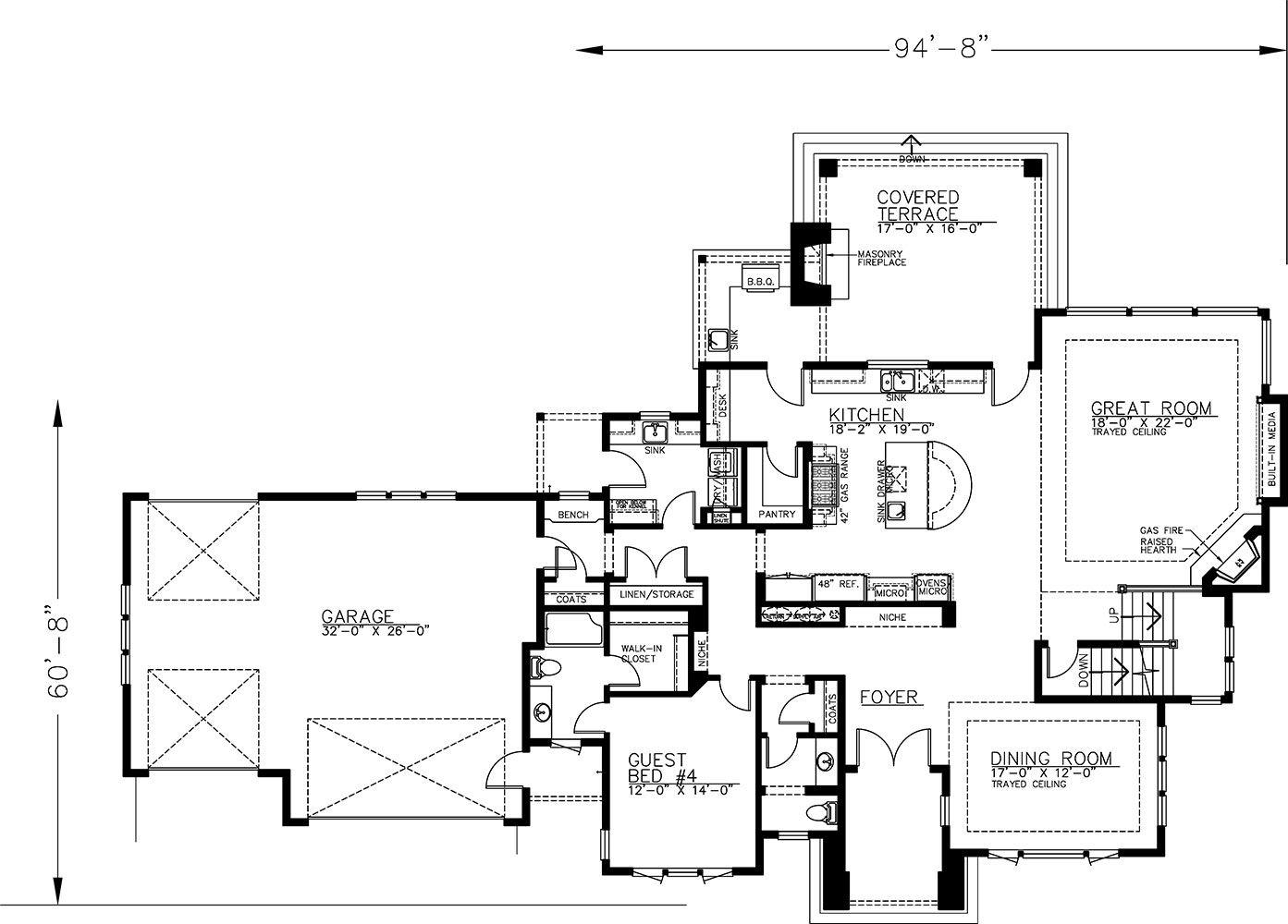 Custom Homes 3 – The WhiteHouse Collection - Richard White Custom ...