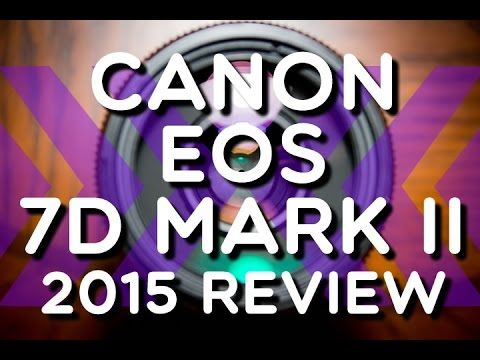 cool 2015 Review - Canon EOS 7D Mark II