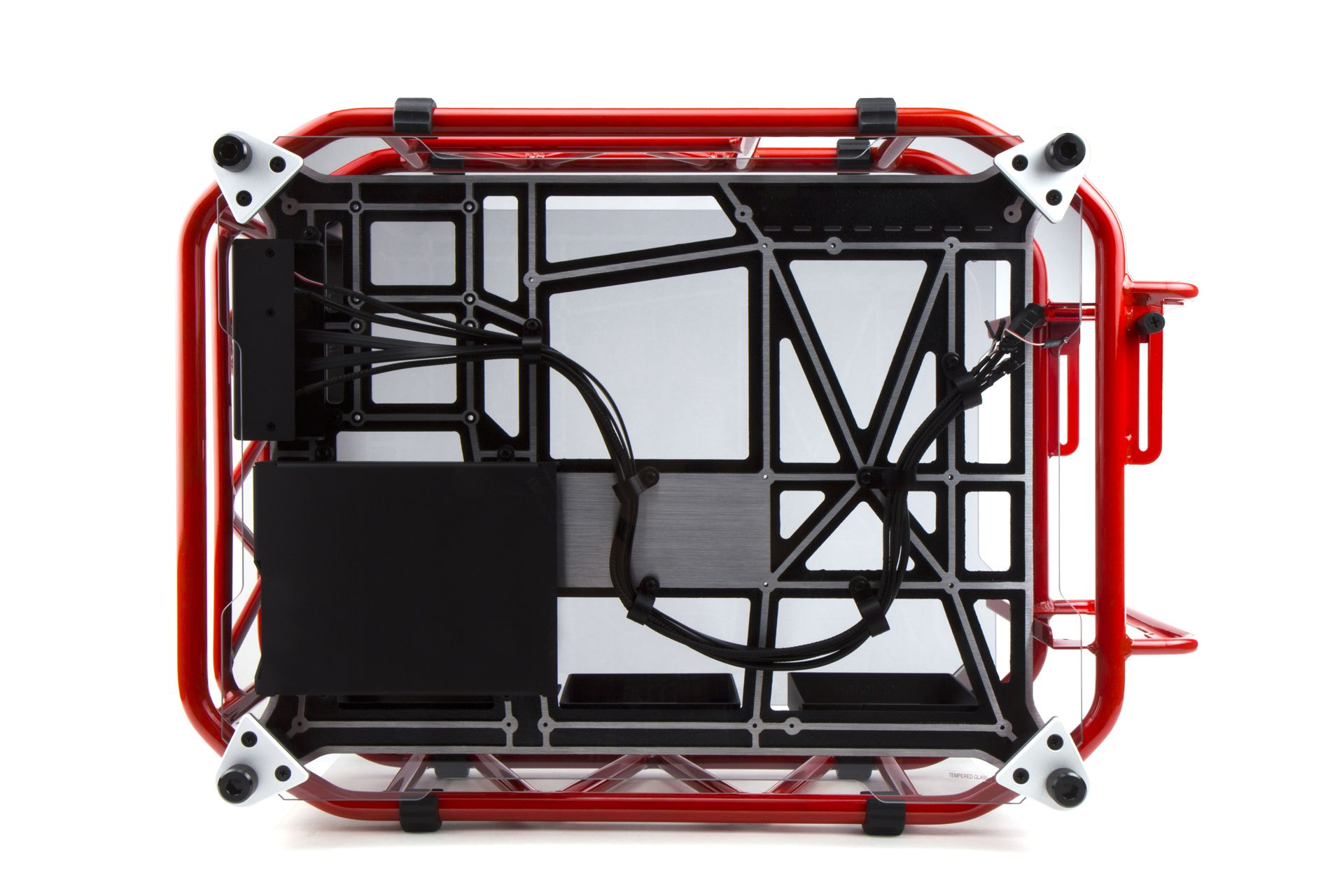 In Win D-Frame | Open Air PC Chassis | Computer Maniak | Pinterest
