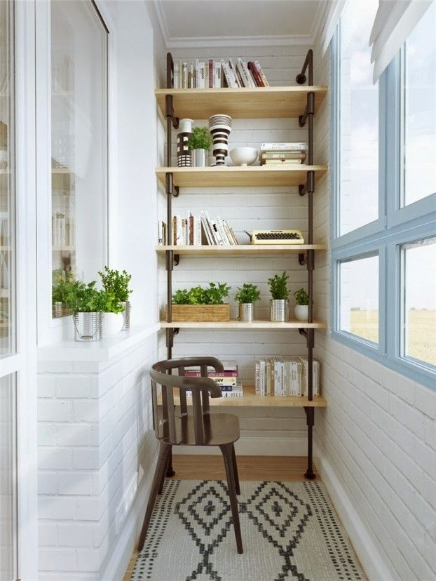 scandinavian contemporary small apartment 11