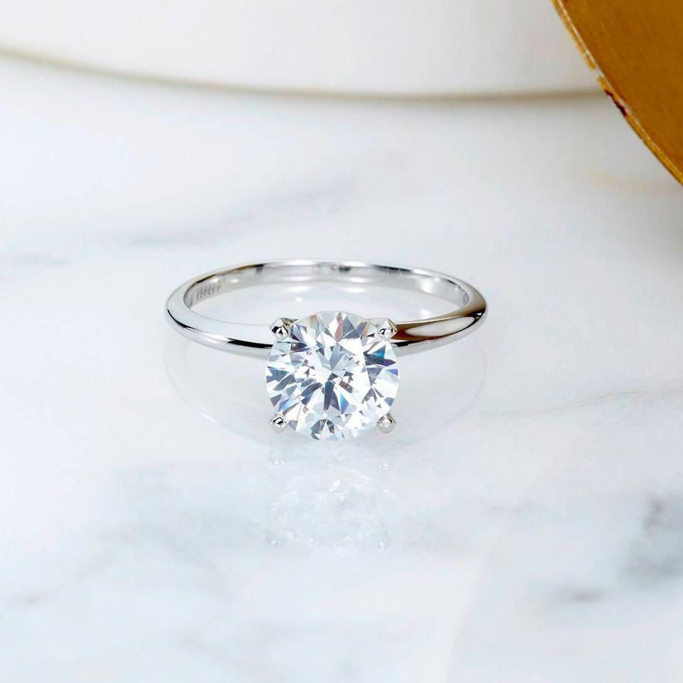 Ritani Engagement Rings Come In To See The Whole Collection Of Ritani Engagement Rings And Weddi Ritani Engagement Rings Wedding Rings Simple Big Wedding Rings