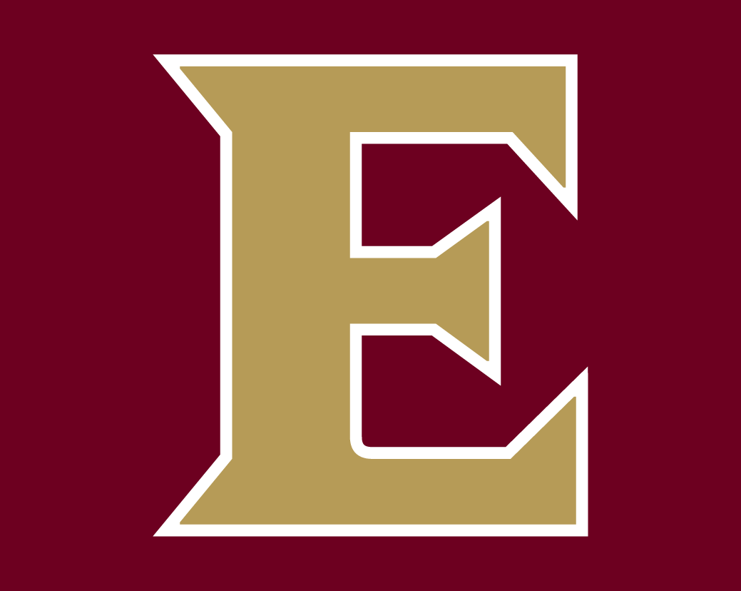 Elon Phoenix College Logo Team Logo Letters