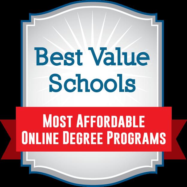Badge Bvs Most Affordable Online Degree Programs College