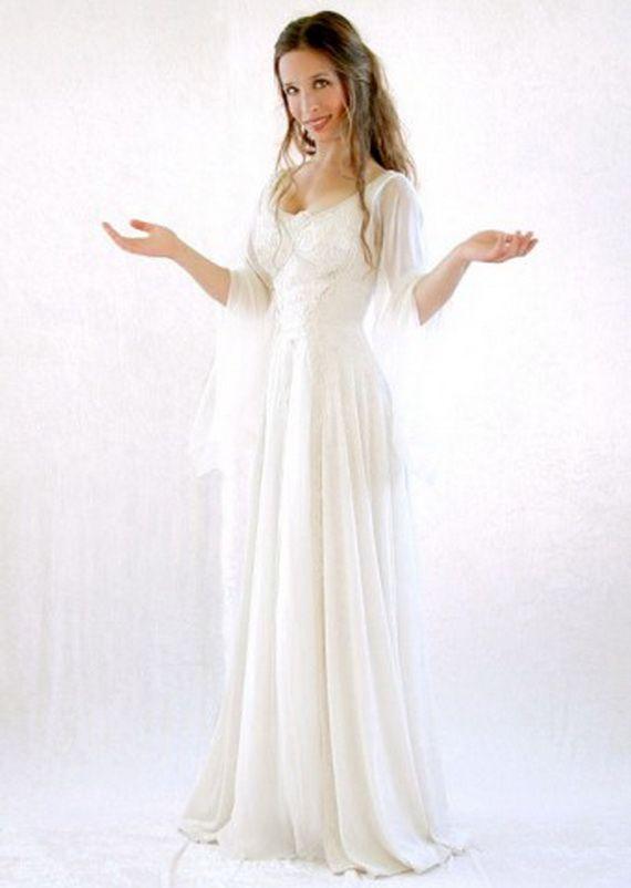 Pagan Wedding | Celtic Wedding Gowns 2012 | Wedding Dresses ...