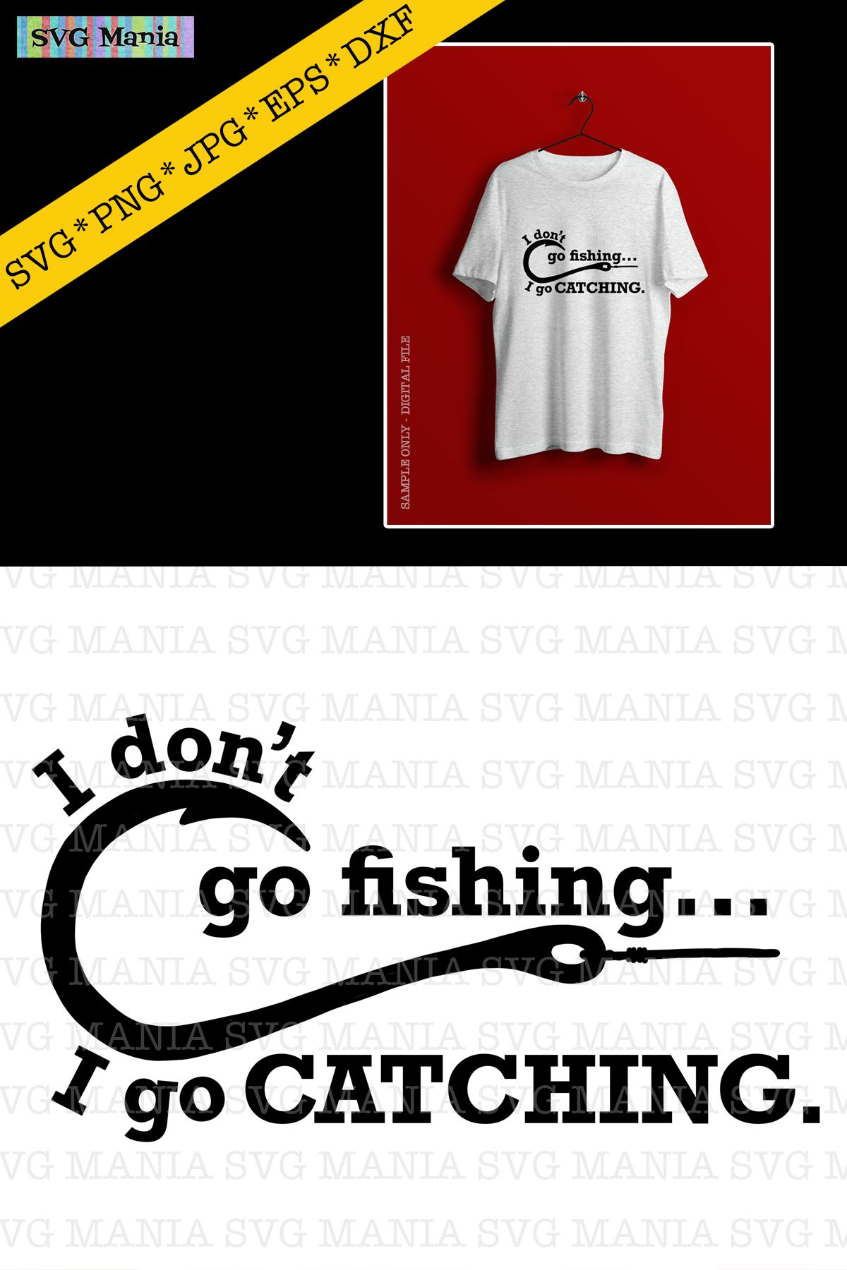 Download Funny Fishing Quote Svg File I Go Catching Svg Files Cricut 379310 Svgs Design Bundles Fishing Quotes Funny Fishing Quotes Couples Fishing Humor