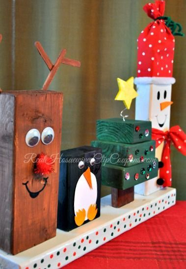 The top 20 Ideas About Christmas Wood Craft Projects - Best Collections Ever | Home Decor | DIY Crafts | Coloring | Birthday | Ideas #woodcrafts