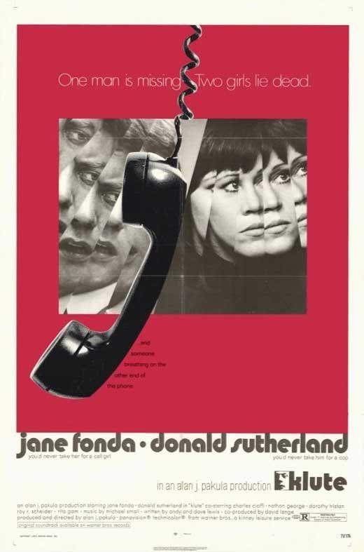 Klute (1971) - Donald Sutherland DVD Donald sutherland, Presumed - presumed innocent movie
