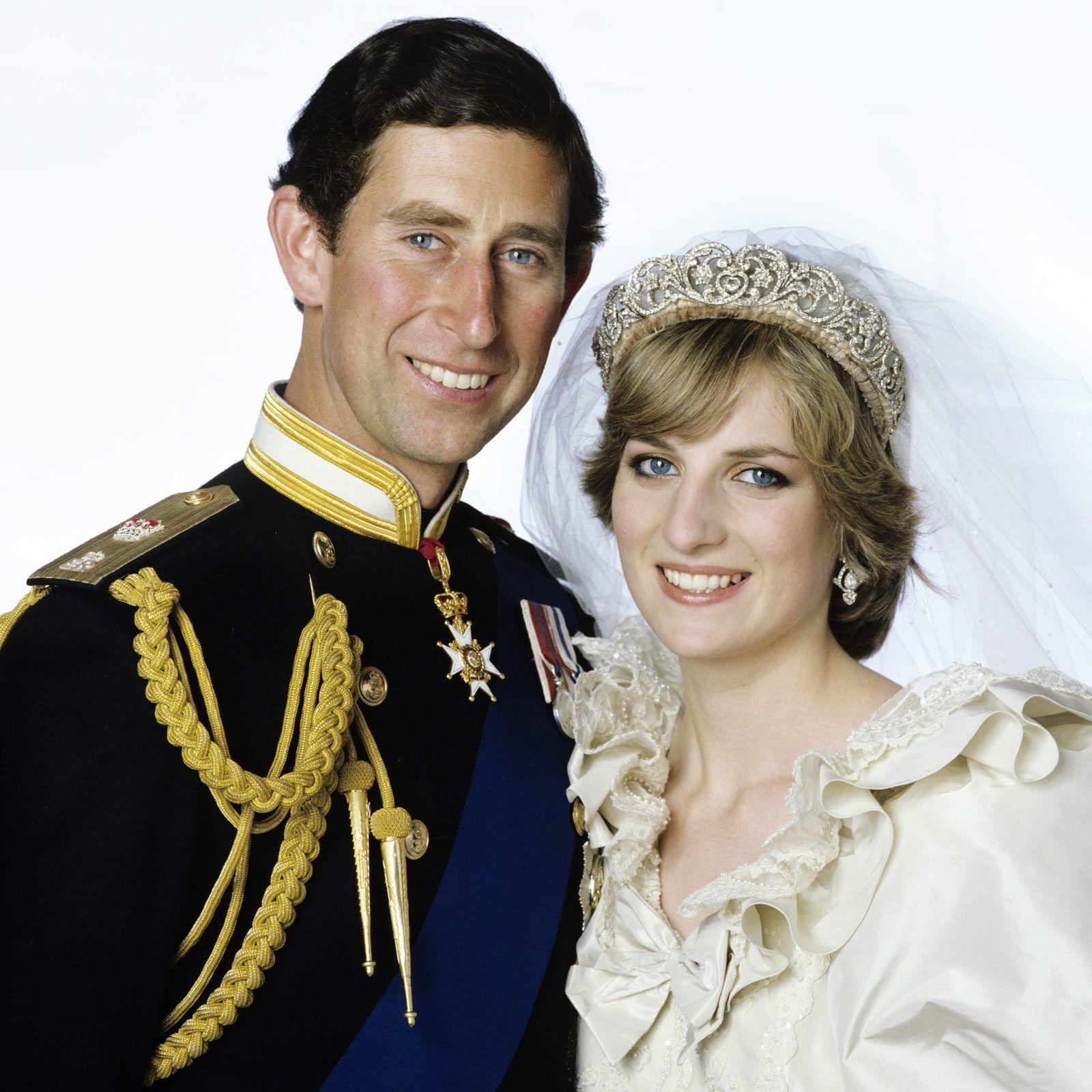 10++ Princesa Diana E Charles