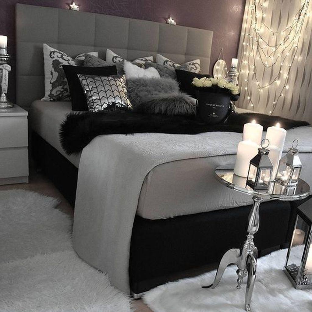 Master bedroom ideas grey   Best Stylish Black and White Bedroom Ideas  Stylish Bedrooms