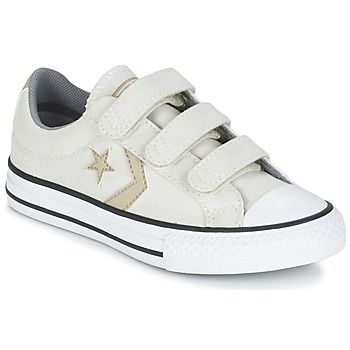 converse star player niño gris